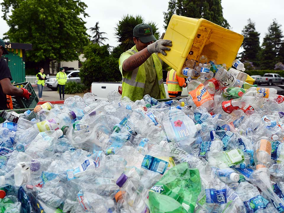Plastic Recycling | New Earth Recycling